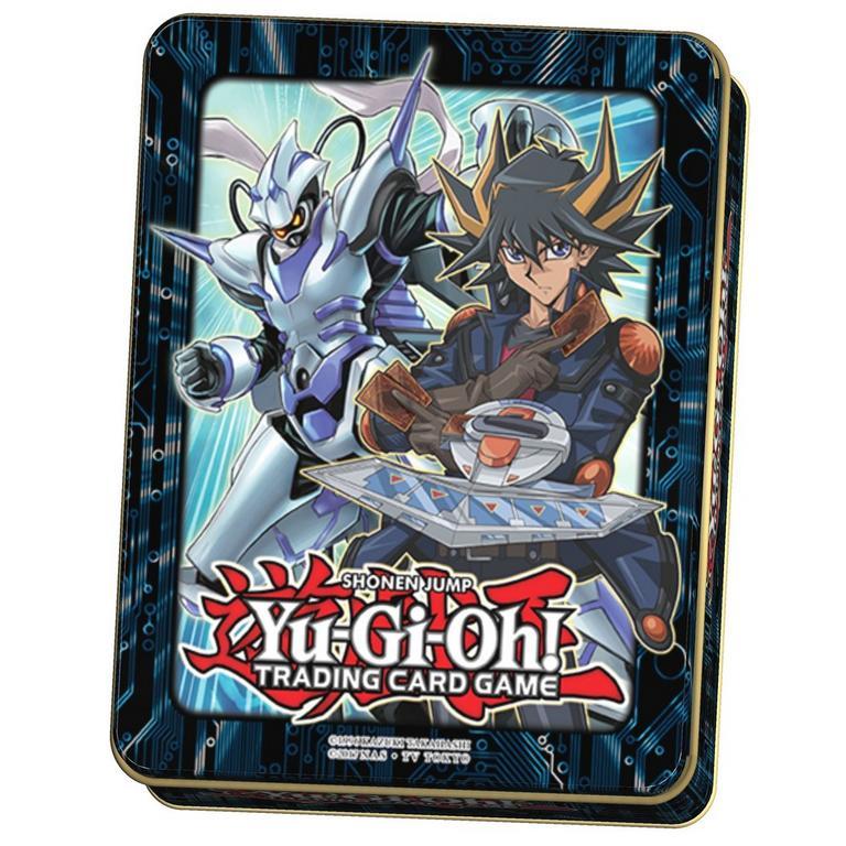 Yu-Gi-Oh! Yusei Mega Tin