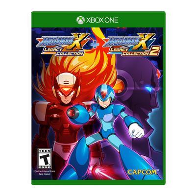 Mega Man X Legacy Collection 1 + 2