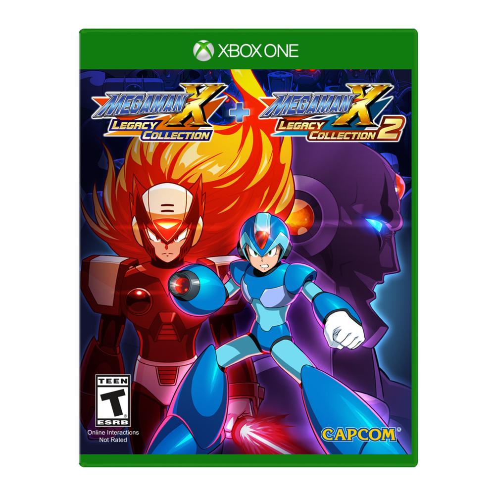 Mega Man X Legacy Collection 1 + 2 | Xbox One | GameStop