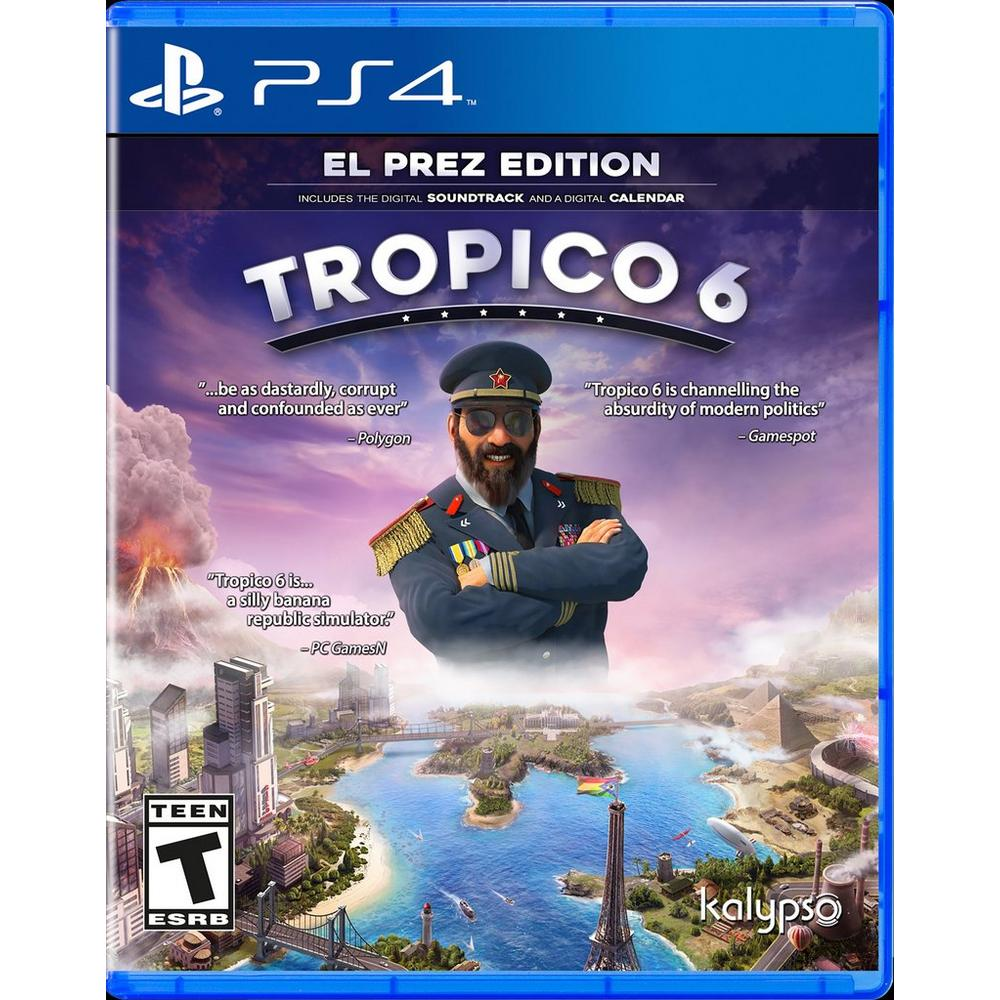 Tropico 6 | PlayStation 4 | GameStop