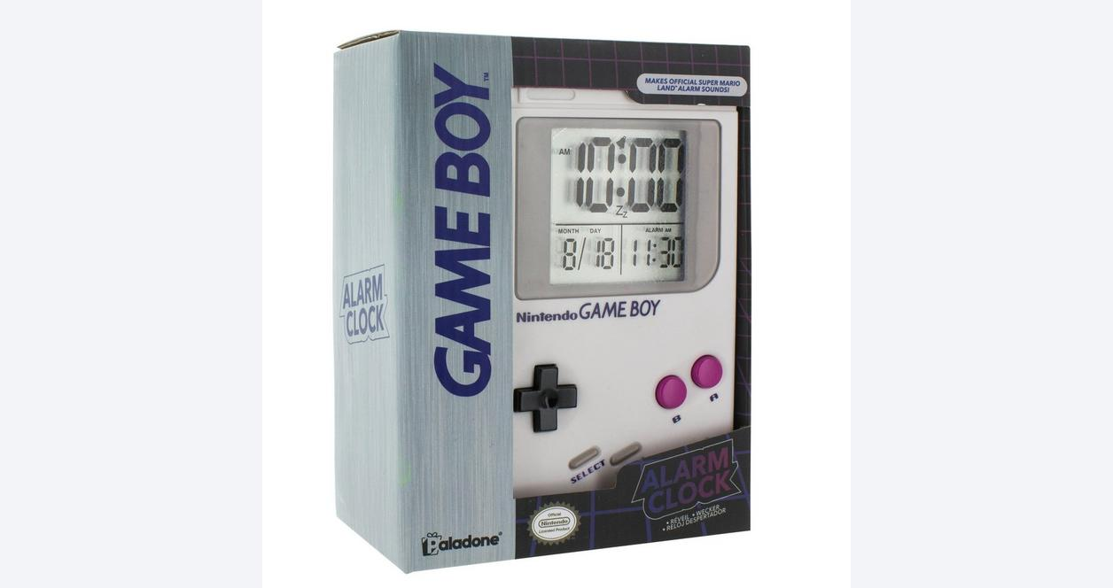 Nintendo Gameboy Alarm Clock