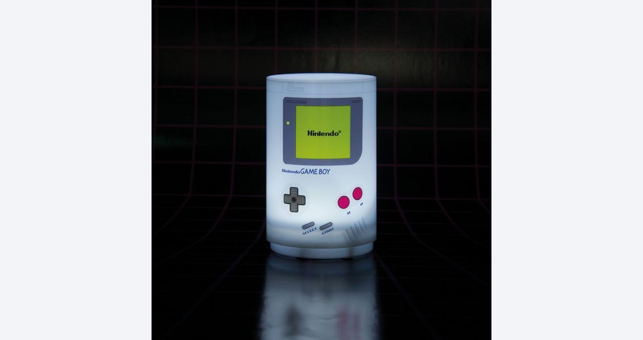 Mini Nintendo Gameboy Light with Sound