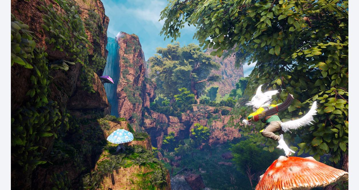 Biomutant Collector's Edition