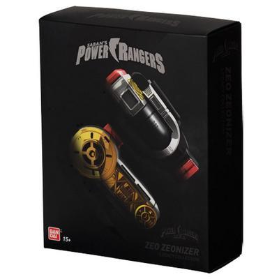 Power Rangers Legacy Zeo Zeonizer Prop Replica