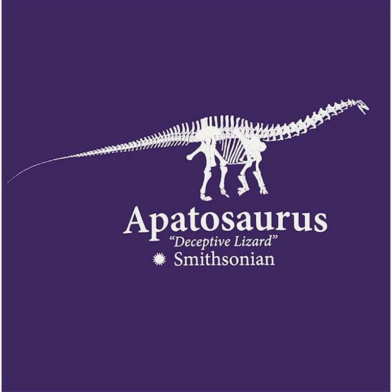 Smithsonian Apatosaurus Hoodie Large