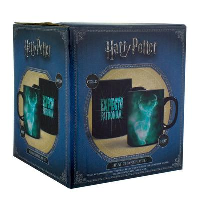 Harry Potter: Patronus Heat Change Mug