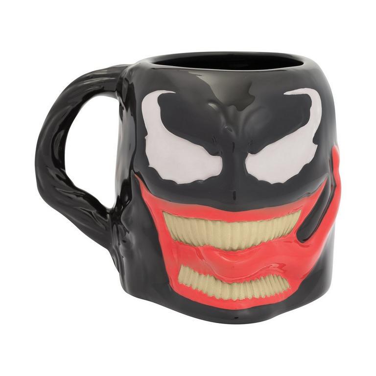 Venom Sculpted Mug