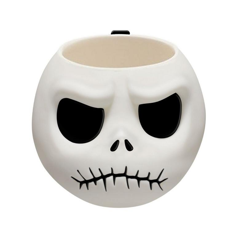 The Nightmare Before Christmas Jack Face Sculpted Mug 20 oz