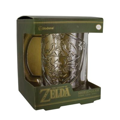 The Legend of Zelda Hylian Shield Stein
