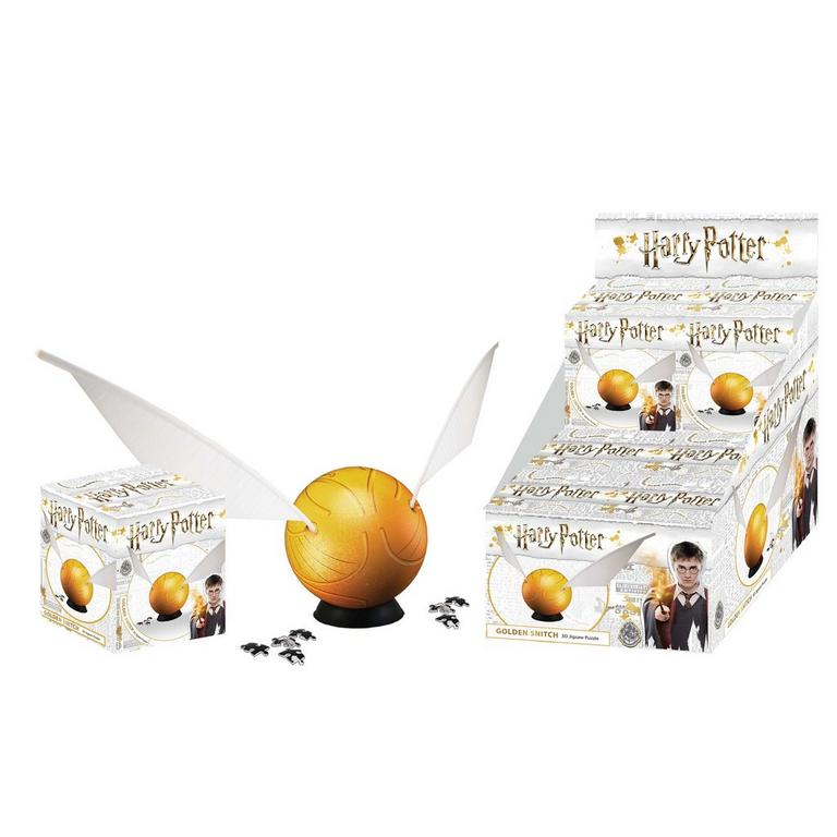 Harry Potter Snitch 3-D Puzzle