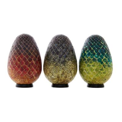 Game of Thrones Dragon Egg Puzzle 3 Pack