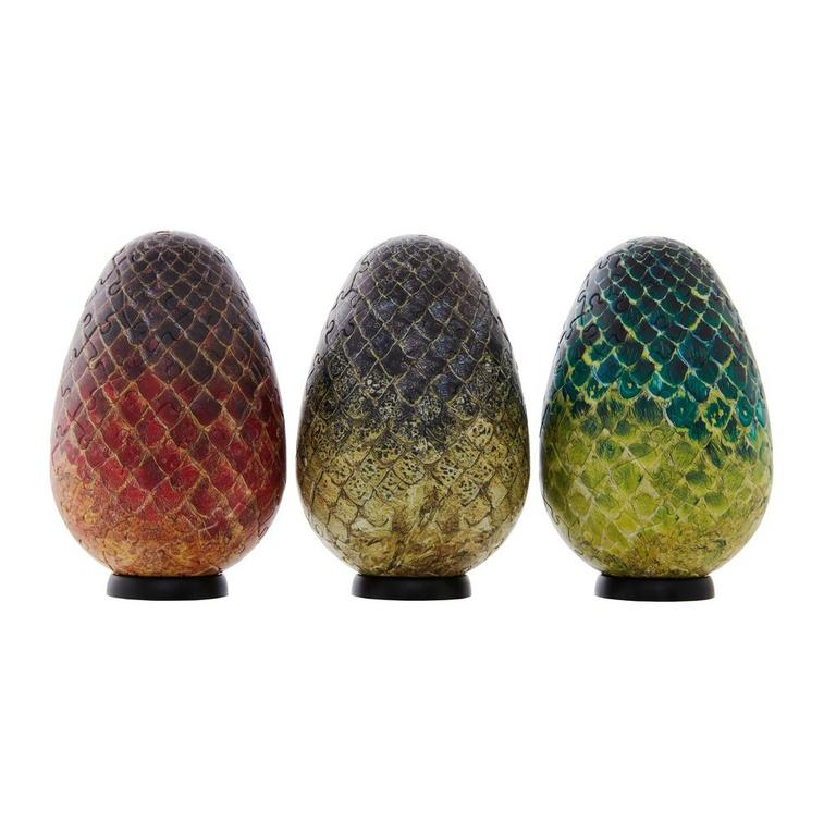 Game of Thrones: Dragon Eggs Puzzle Set