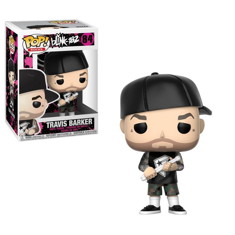 POP! Rocks: Blink 182 - Travis Barker