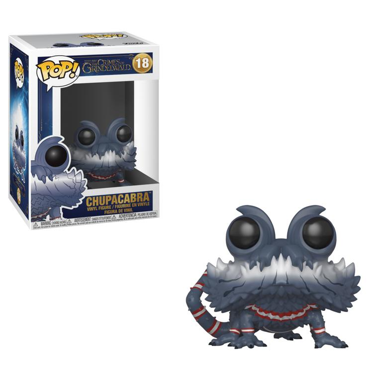 POP! Movies: Fantastic Beasts: The Crimes of Grindelwald