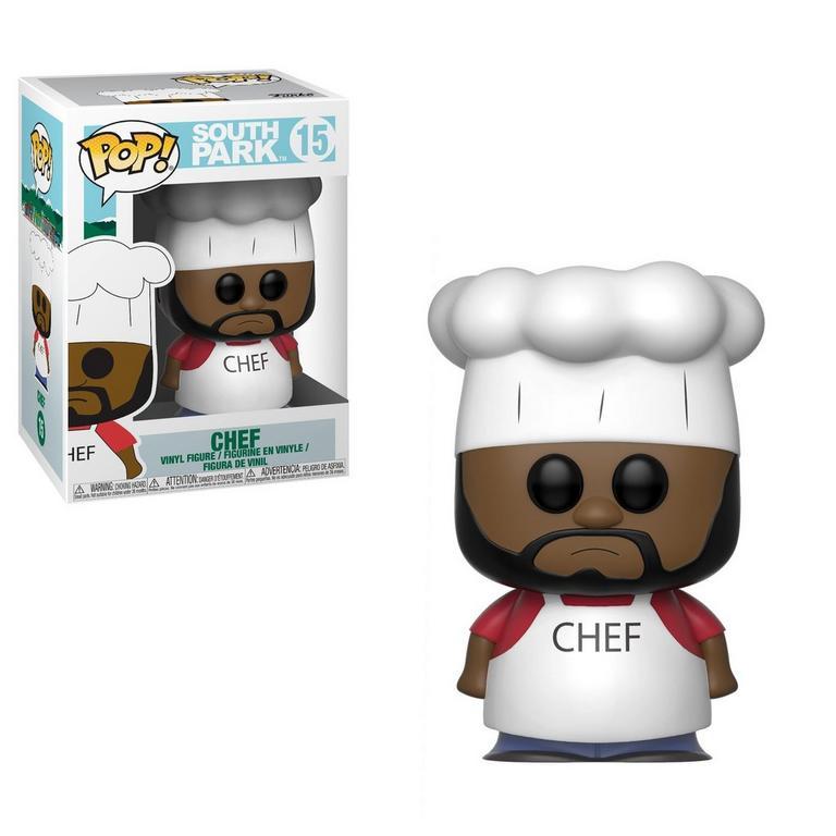 POP! TV: South Park Chef