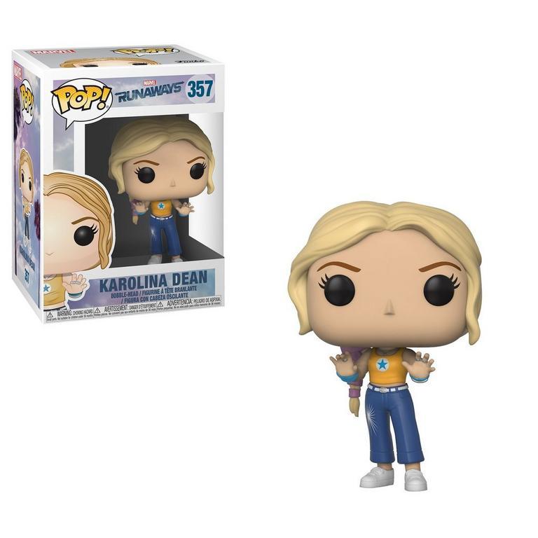 POP! Marvel: Runaways - Karolina Dean