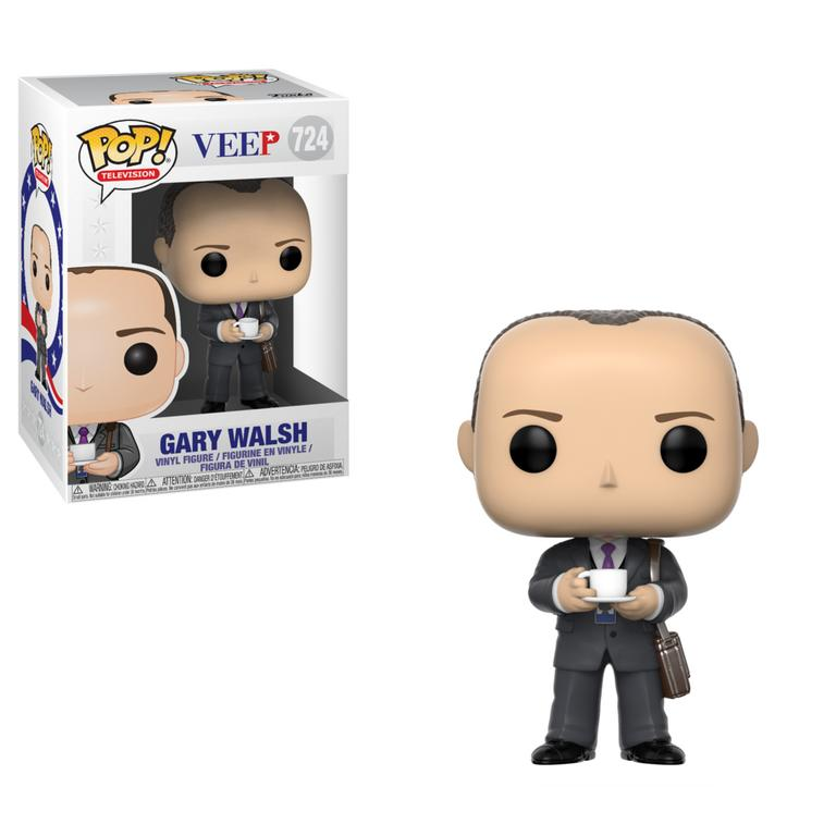 POP! TV: VEEP - Gary Walsh
