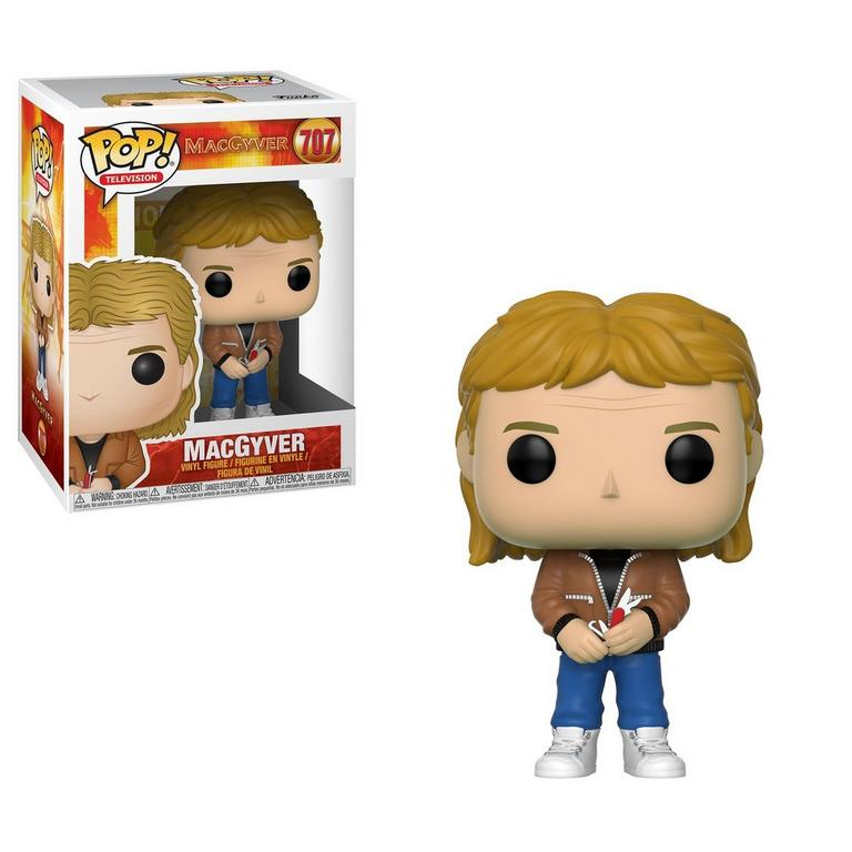 POP! Television: MacGyver - MacGyver