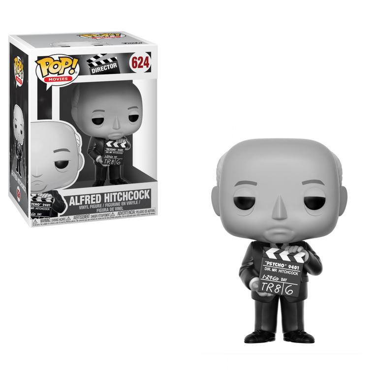 POP! Movies: Director Alfred Hitchcock