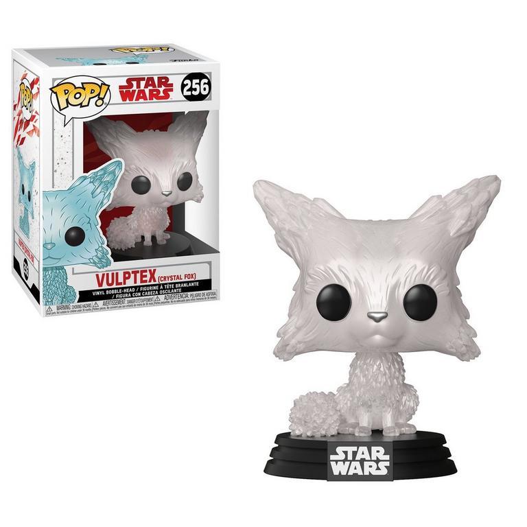 POP! Star Wars: Vulptex - Crystal Fox