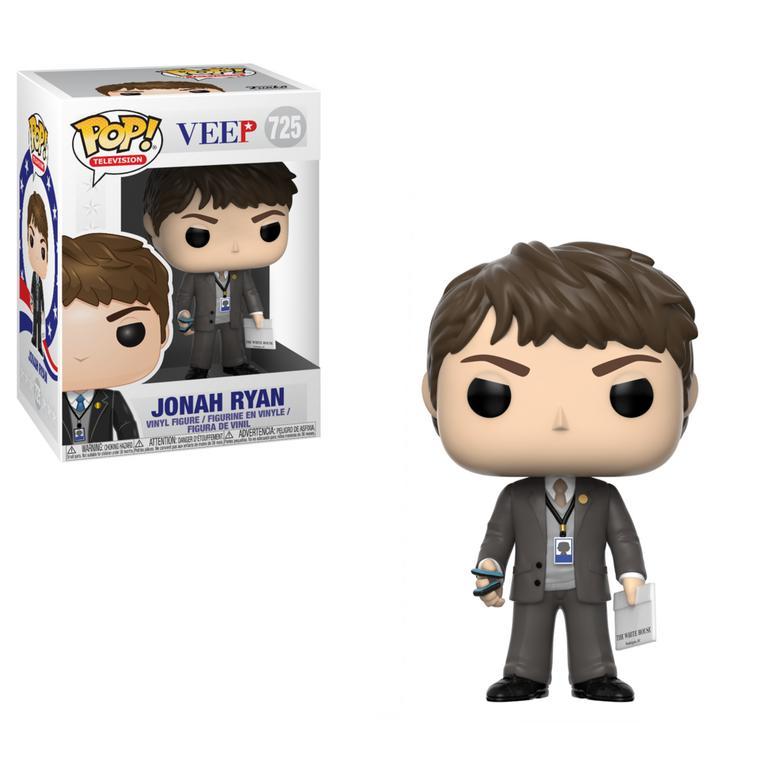 POP! TV: VEEP Jonah Ryan
