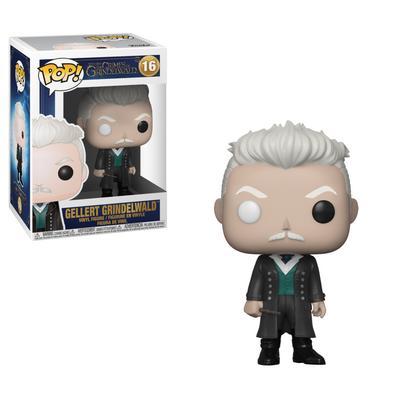 POP! Movies: Fantastic Beasts: The Crimes of Grindelwald - Gellert Grindelwald