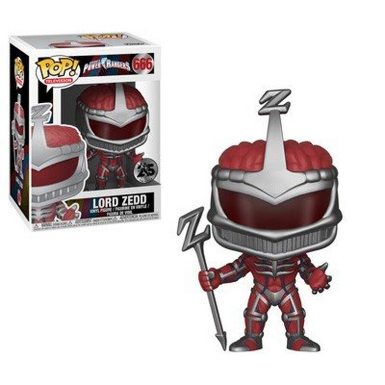 POP! TV: Power Rangers Lord Zedd