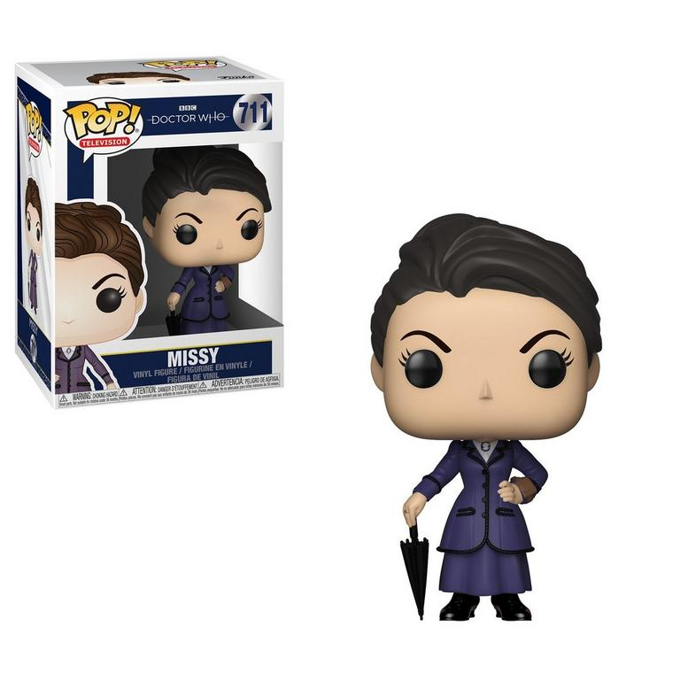POP! Television: Doctor Who Missy