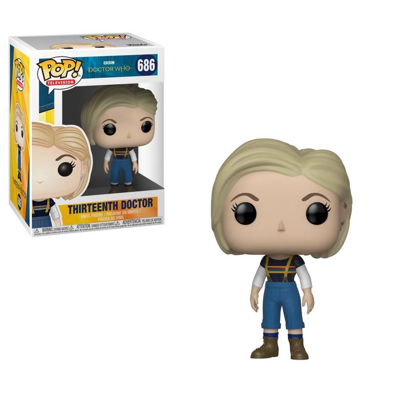POP! TV: Doctor Who: 13th Doctor