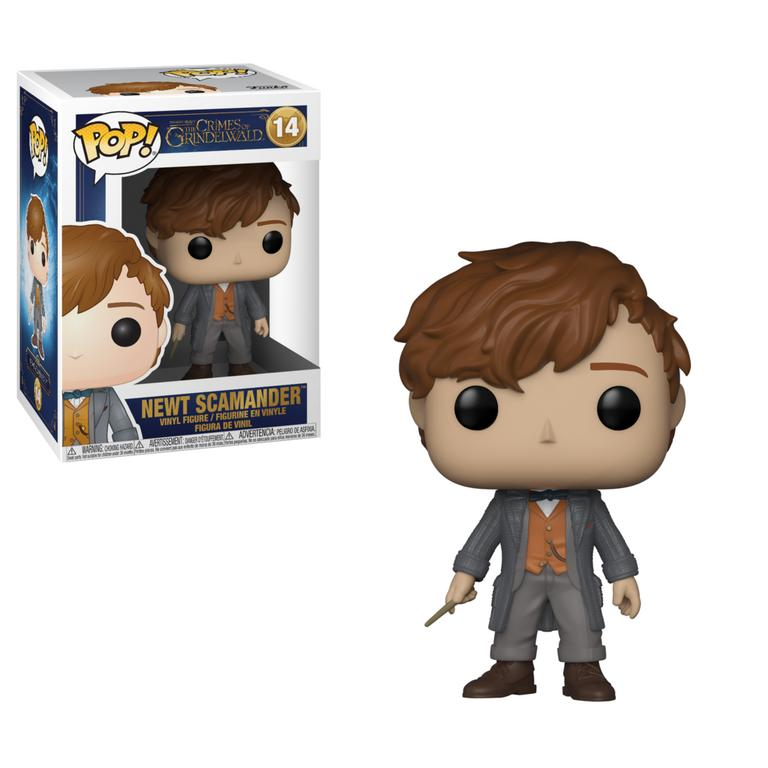 POP! Movies: Fantastic Beasts: The Crimes of Grindelwald - Newt Scamander