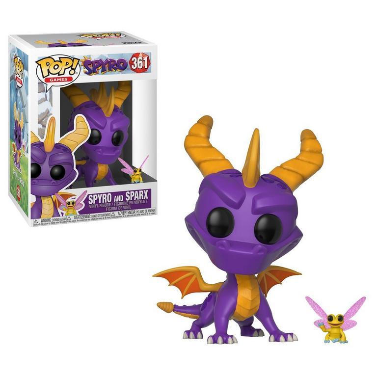 POP! Games: Spyro and Sparx