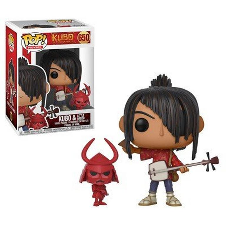 POP! Movies: Kubo and the Two Strings Kubo and Little Hanzo
