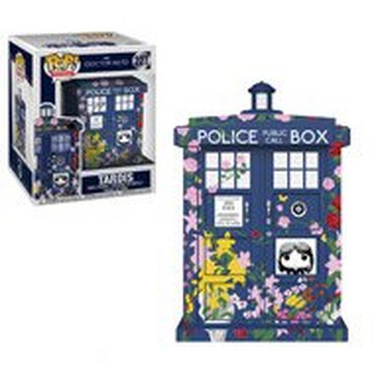 POP! Television: Doctor Who TARDIS Clara Memorial