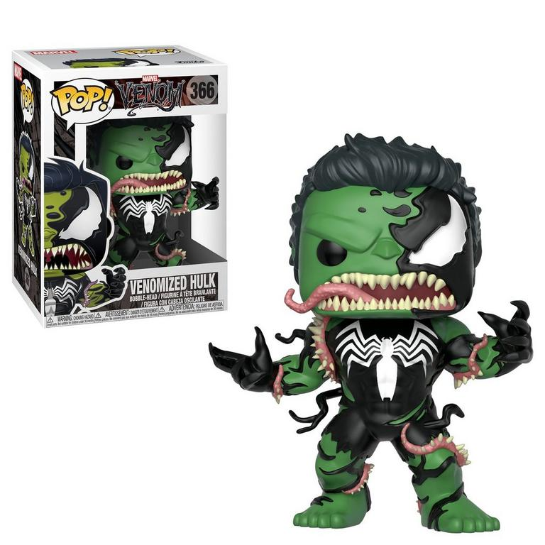 POP! Marvel: Venom Venomized Hulk