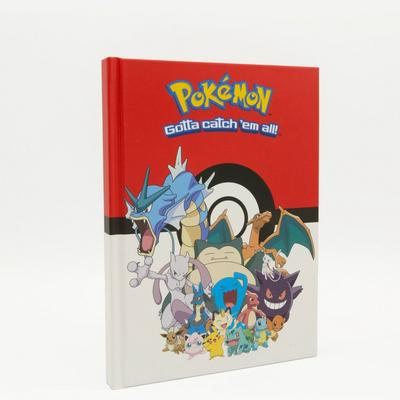 Pokemon Gotta Catch 'Em All Journal