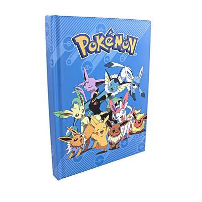 Pokemon Eevee Evolutions Journal