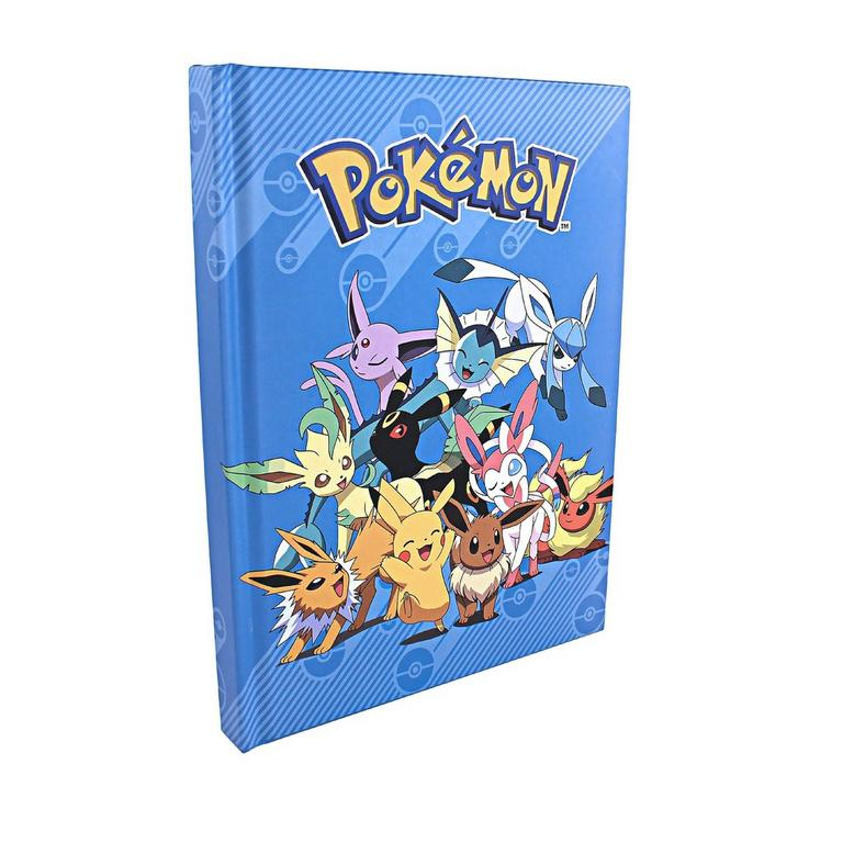 Pokemon Eevee Evolutions Journal