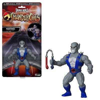 Savage World: Thundercat - Panthro Action Figure