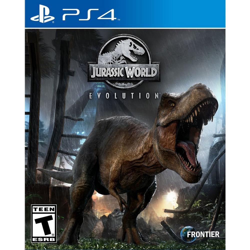 Jurassic World Evolution | PlayStation 4 | GameStop