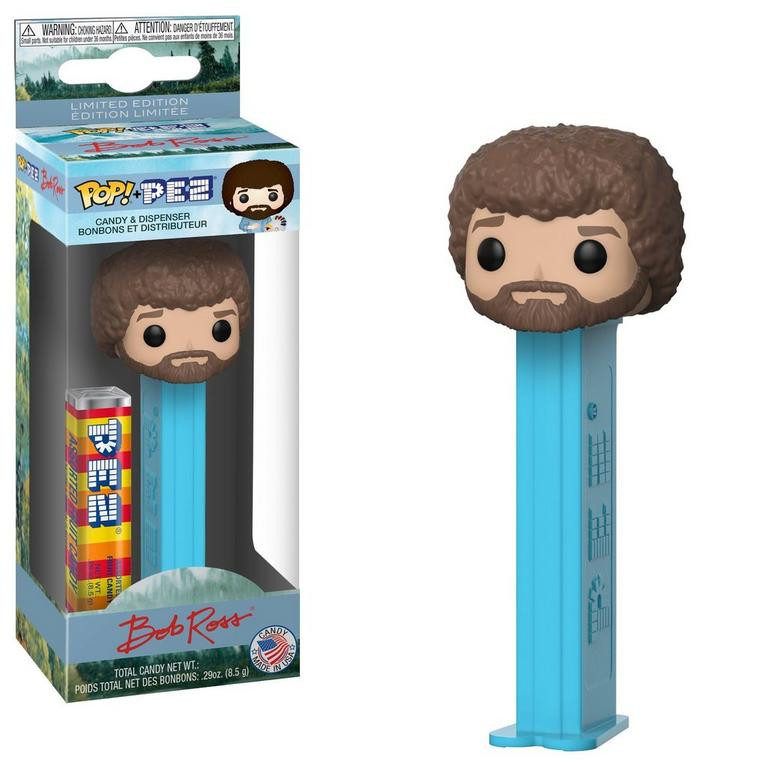 POP! PEZ: Bob Ross