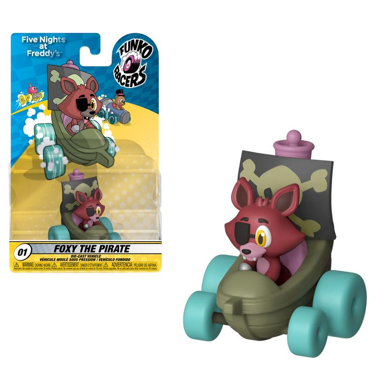 Five Nights at Freddy's Foxy the Pirate Funko Racers