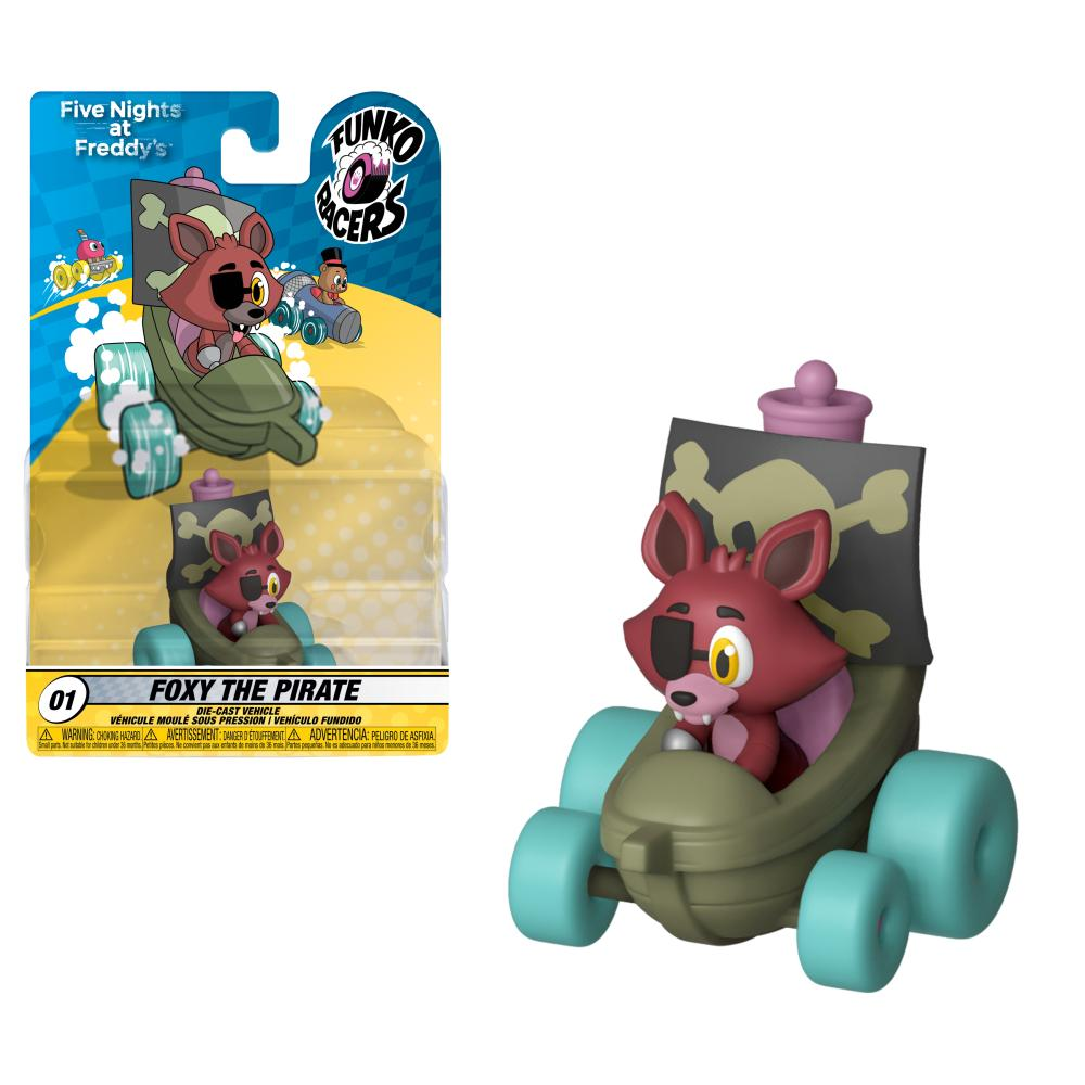 Funko Racers: Five Nights at Freddy's - Foxy the Pirate | GameStop