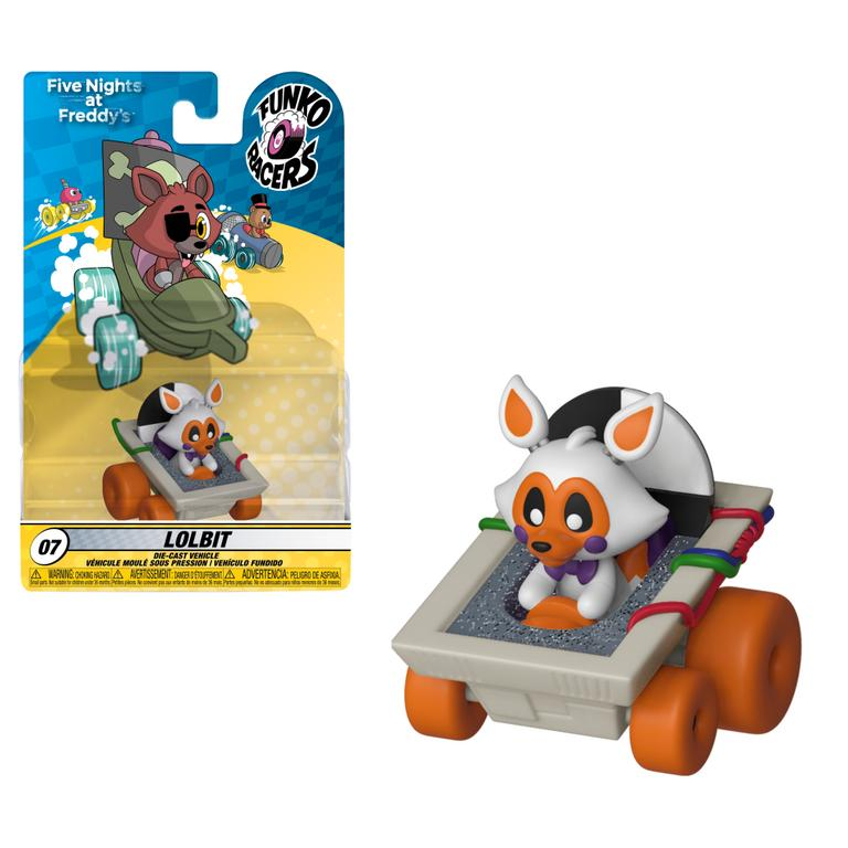 Five Nights at Freddy's Lolbit Funko Racers