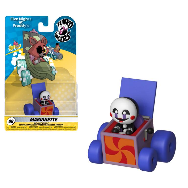 Five Nights at Freddy's Marionette Funko Racers