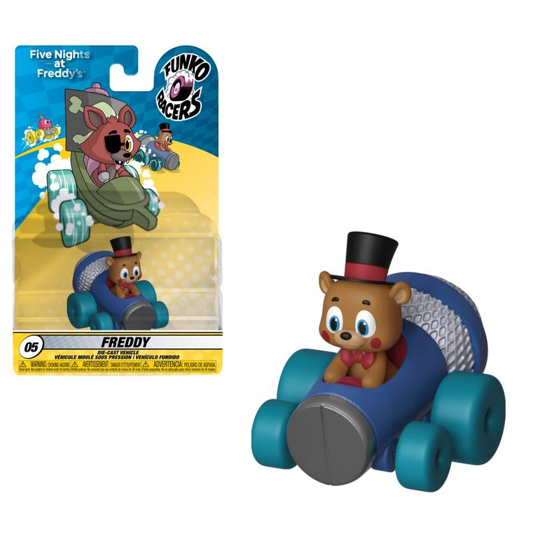 Five Nights at Freddy's Freddy Funko Racers