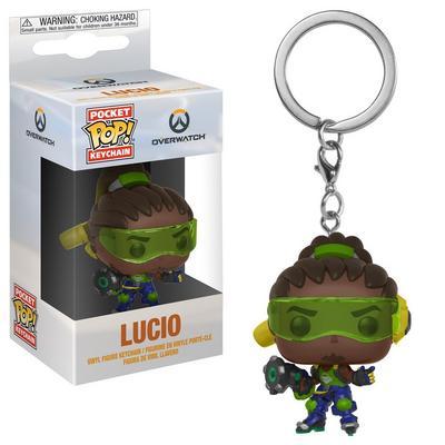 POP! Keychain: Overwatch - Lucio