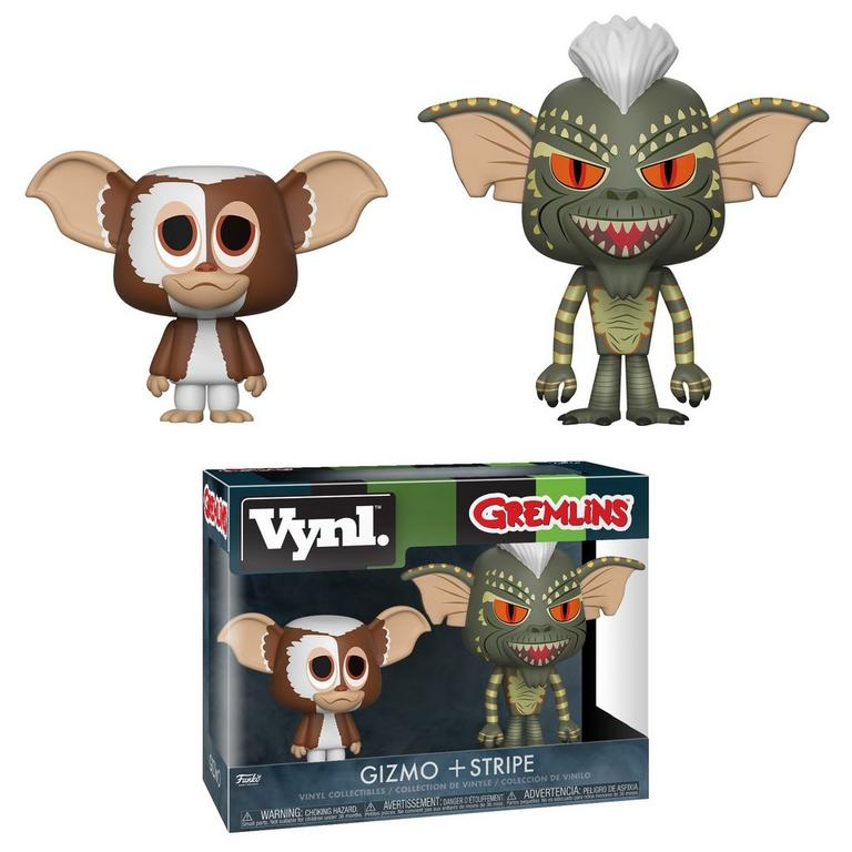 VYNL: Gremlins Gizmo and Stripe
