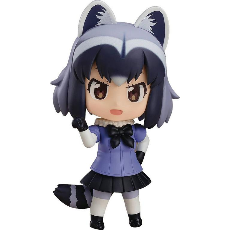 Kemono Friends Arai-san the Common Raccoon Nendoroid