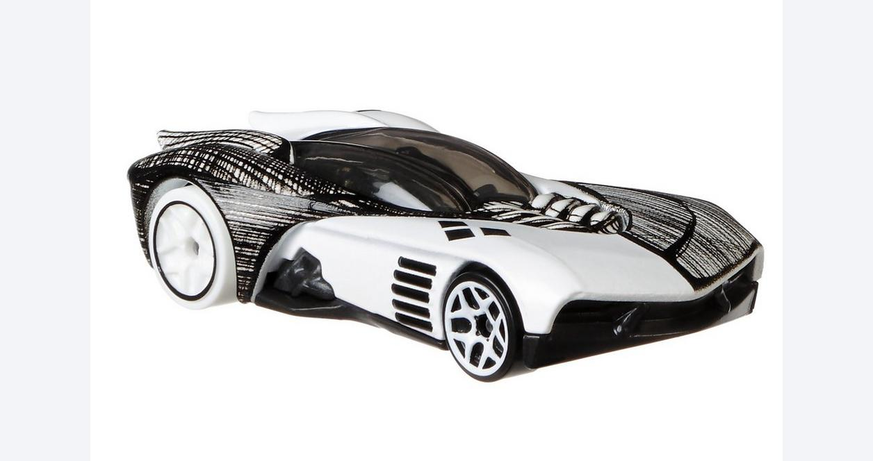 Hot Wheels DC Sketched Series Cars (Assortment)