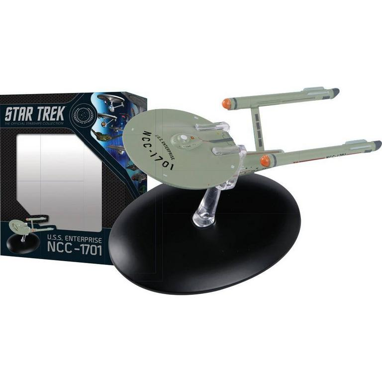 Star Trek U.S.S. Enterprise NCC-1701 The Official Starships Collection Statue